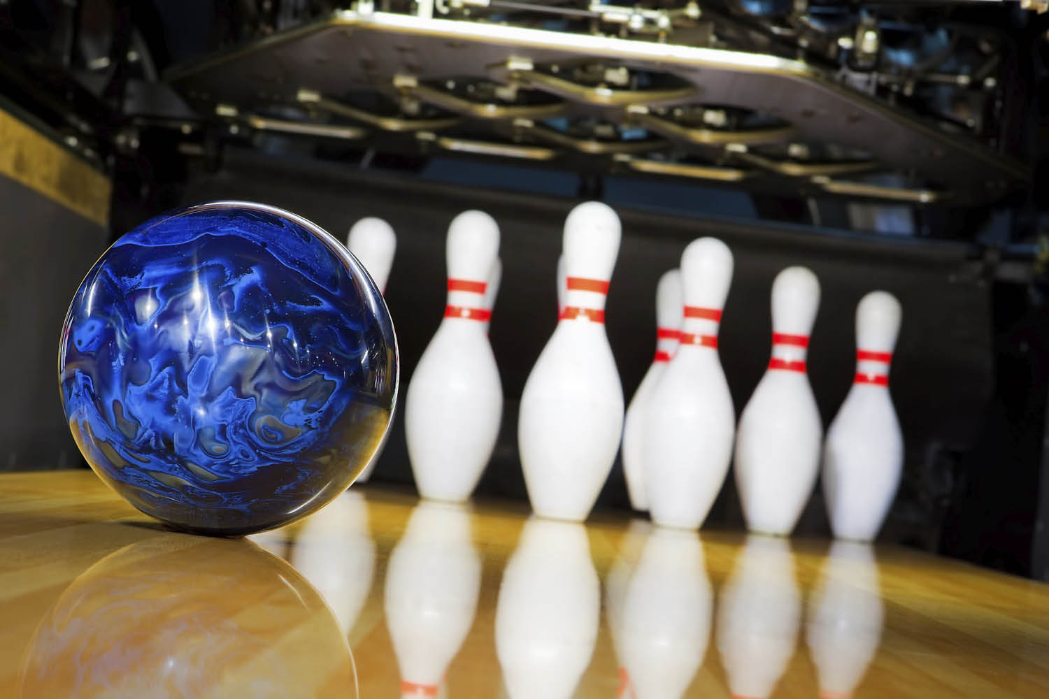 After school, enjoy bowling at our family fun center in New Milford.