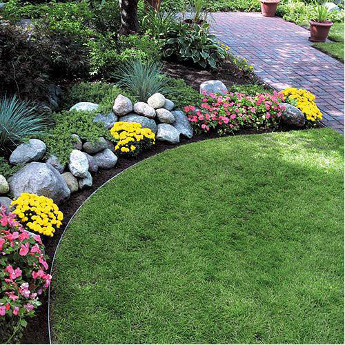 Lawn edging by Dove Landscaping - weeding - lawn maintenance - general landscaping services near me - landscaping coupons near me - lawn care coupons near me - landscapers near me