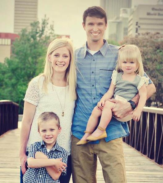 Dr Clay Gunnell & Family, Gunnell Dental, Cache Valley, Utah.