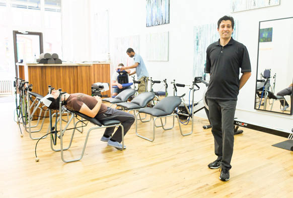 State of the art Chiropractic and rehabilitation facilities near St. Patrick's Cathedral