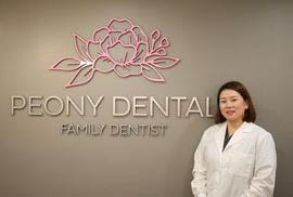 Peony Dental, Dr. Song, dental surgery, teeth whitening, periodontal services, dental cleaning, dental implants, porcelain veneers, root canal treatment, dentures and partials, tooth colored fillings, porcelain crowns, dental emergencies, Manassas, VA