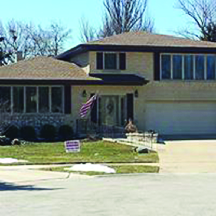 Get new vinyl siding at your Bloomingdale home