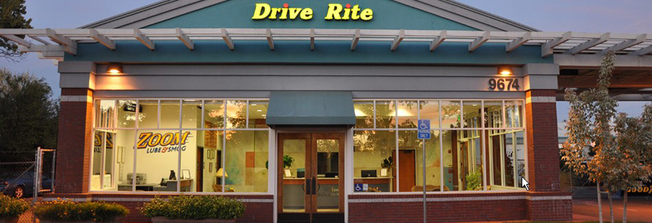 Drive Rite Automotive in Windsor, CA banner