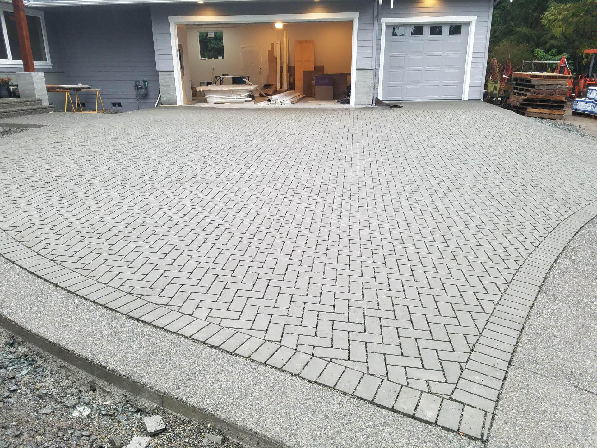 patio paver, hardscape