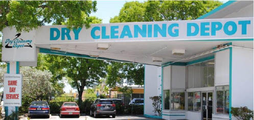 Dry Cleaning Depot is the best dry cleaners in South Florida Fort Lauderdale