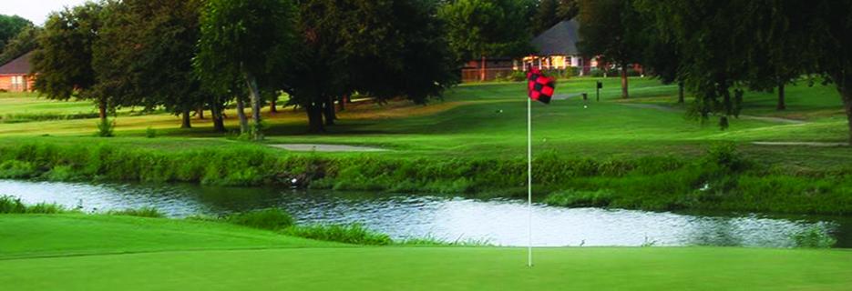 Duck Creek Golf Club banner Garland, TX