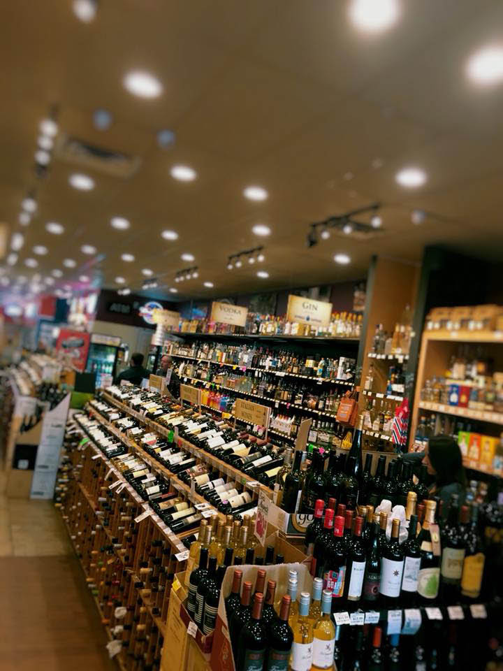 dulaney wines & spirits in towson, md