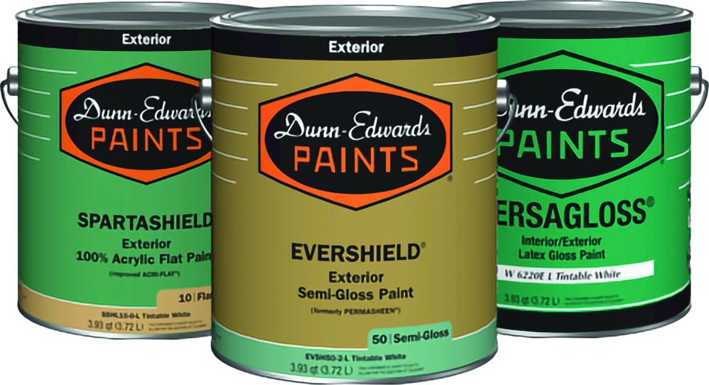 Dunn Edwards Exterior Paint