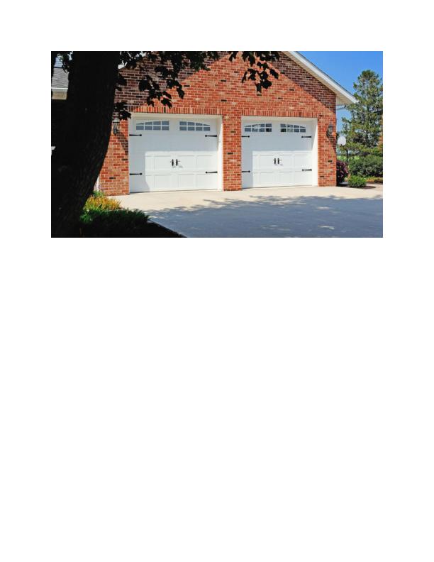 Garage Doors installed by Durable Door in Denville NJ