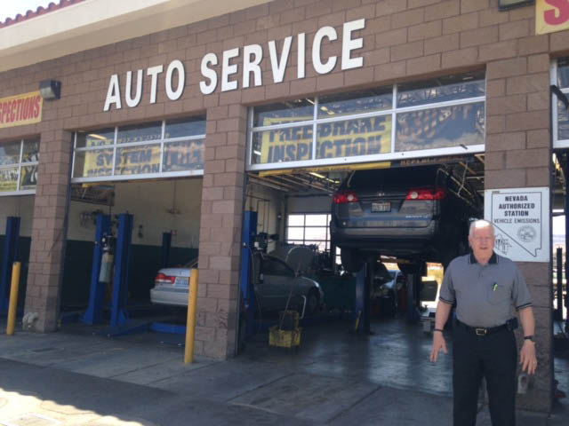 Purrfect Auto Service AC Inspection, Las Vegas, NV