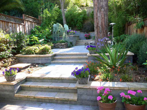 E & B Landscaping - gorgeous landscape design - landscape installation - Pierce County, Washington landscapers