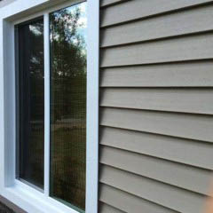 Window replacement, vinyl siding near Lincoln, NE