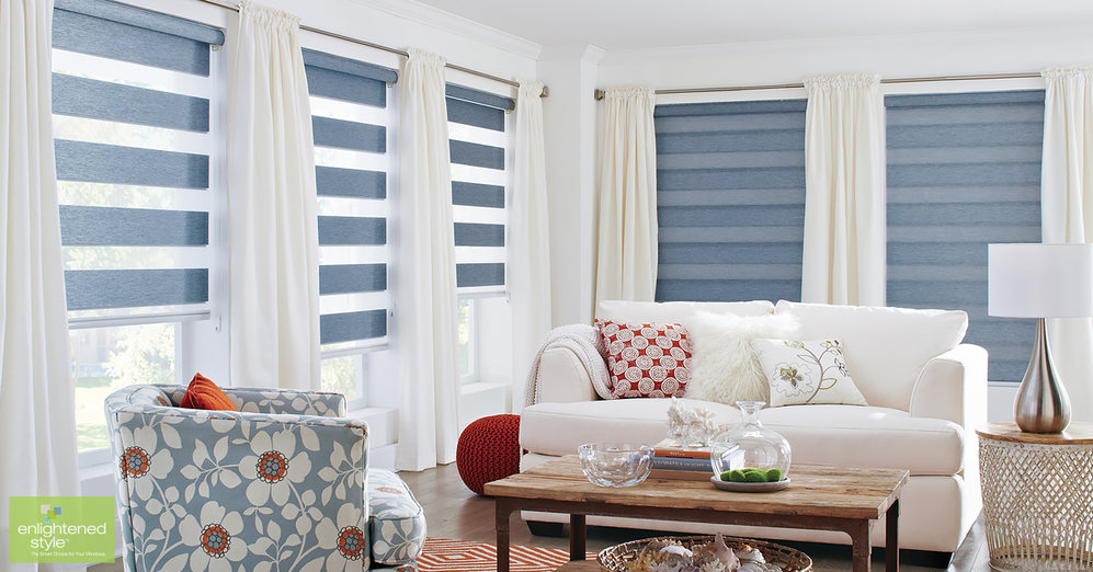 Blind and Window Treatments in Asheville
