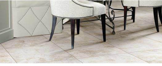 new tile flooring from EZ Floors Inc