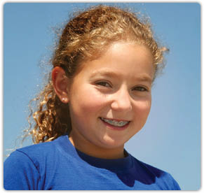 Dr. Gonzales specializes in children's orthodontic services