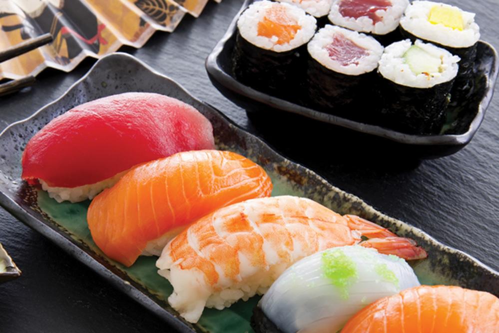Fresh, Delicious Sushi