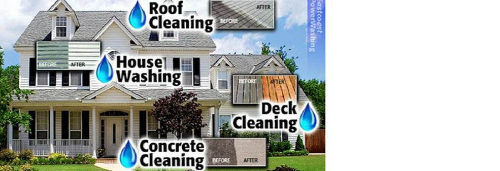 Eastern Panhandle Power Washing, Cleaning, Professional, Decks, Patios, House, Roofs, Concrete