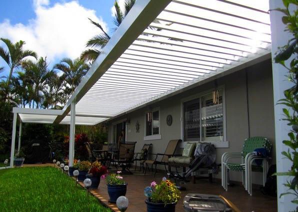 Metal roofs in Hawai'i