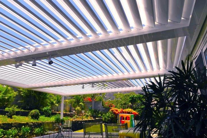 Metal roofs, solar panel roofs on Maui