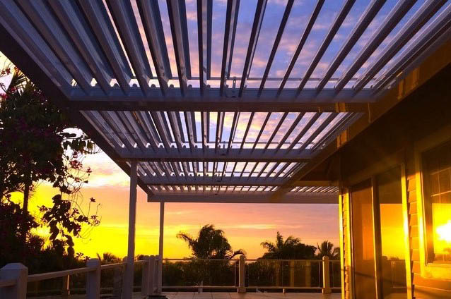 Louvered roofs, roofing contractors on Oahu