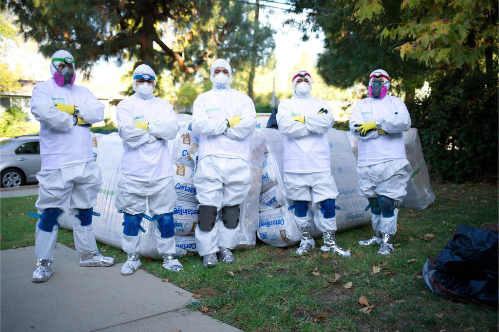 ecorratic insulation team photo