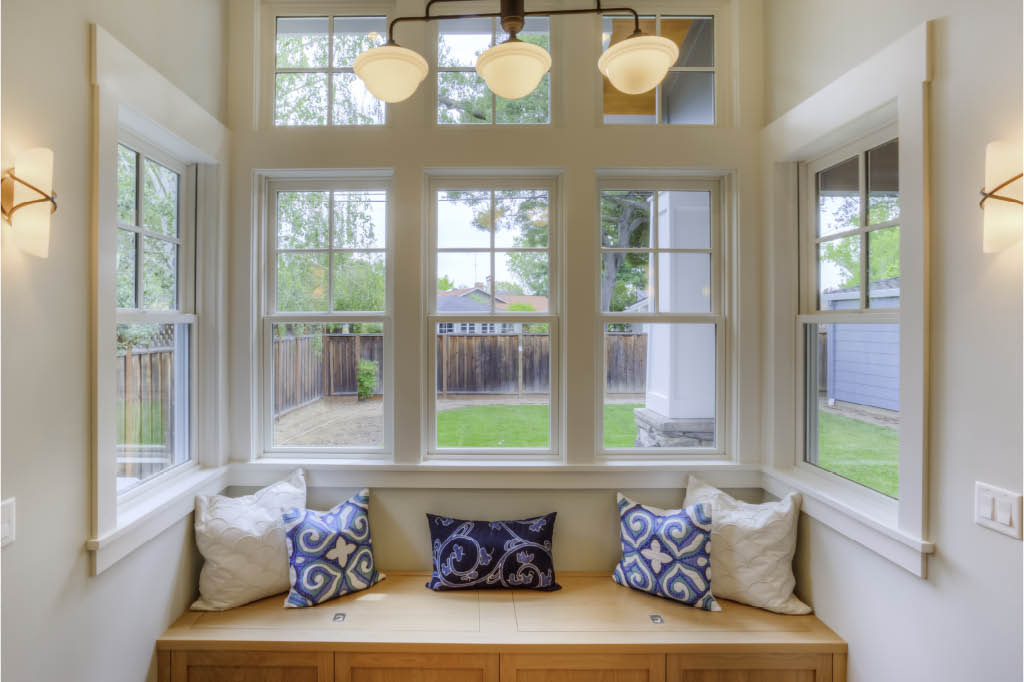 Vinyl windows, home remodeling