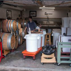 Inside the Moose Canyon Winery in Edgewood, WA - wineries near me - buy wine - wine stores near me - wine tasting near me - winery coupons near me