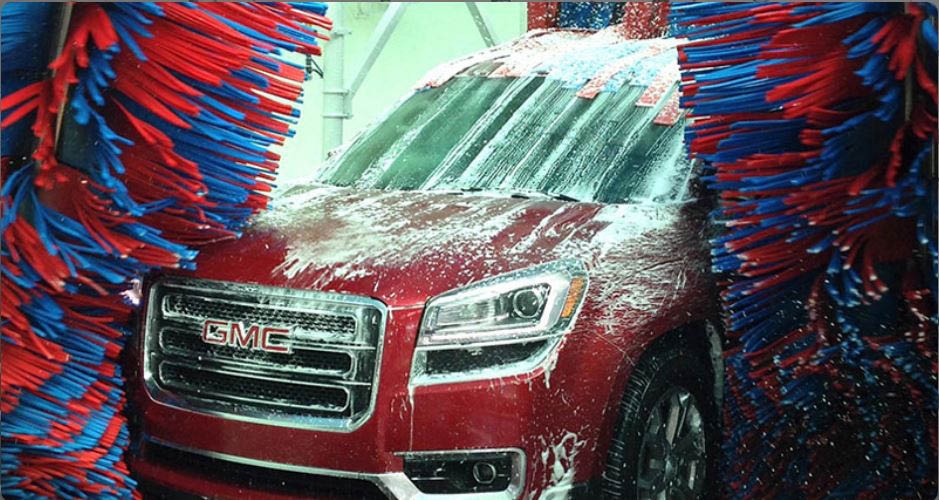 Kwick n Kleen brushless car wash in Edmonds, Washington