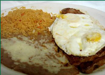 Homemade Mexican Cuisine. Servicing the Woodbridge, Lake Ridge and Dale city areas.