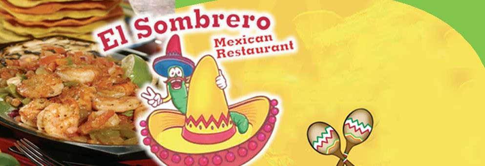El Sombrero mexican restaurant louisville KY & Jeffersonville IN