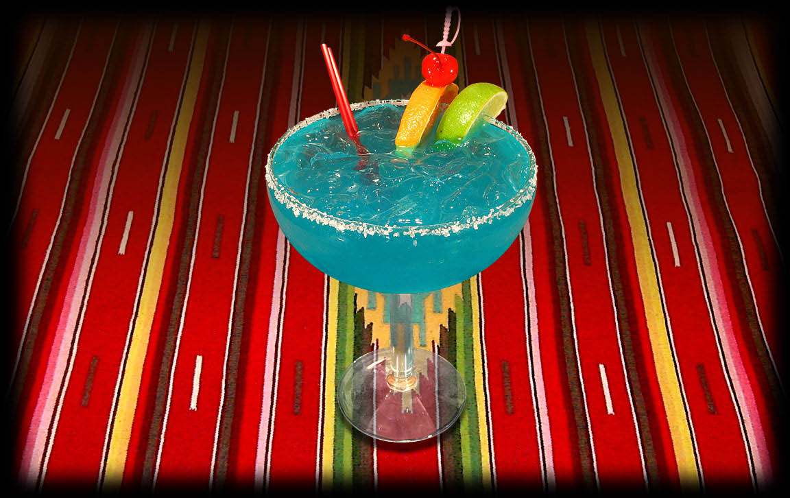 Imbibe in a Baja Margarita or two as you watch football or eneoy our live music