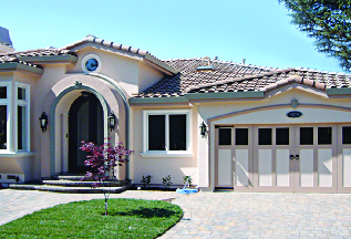 Exterior house painting services San Jose