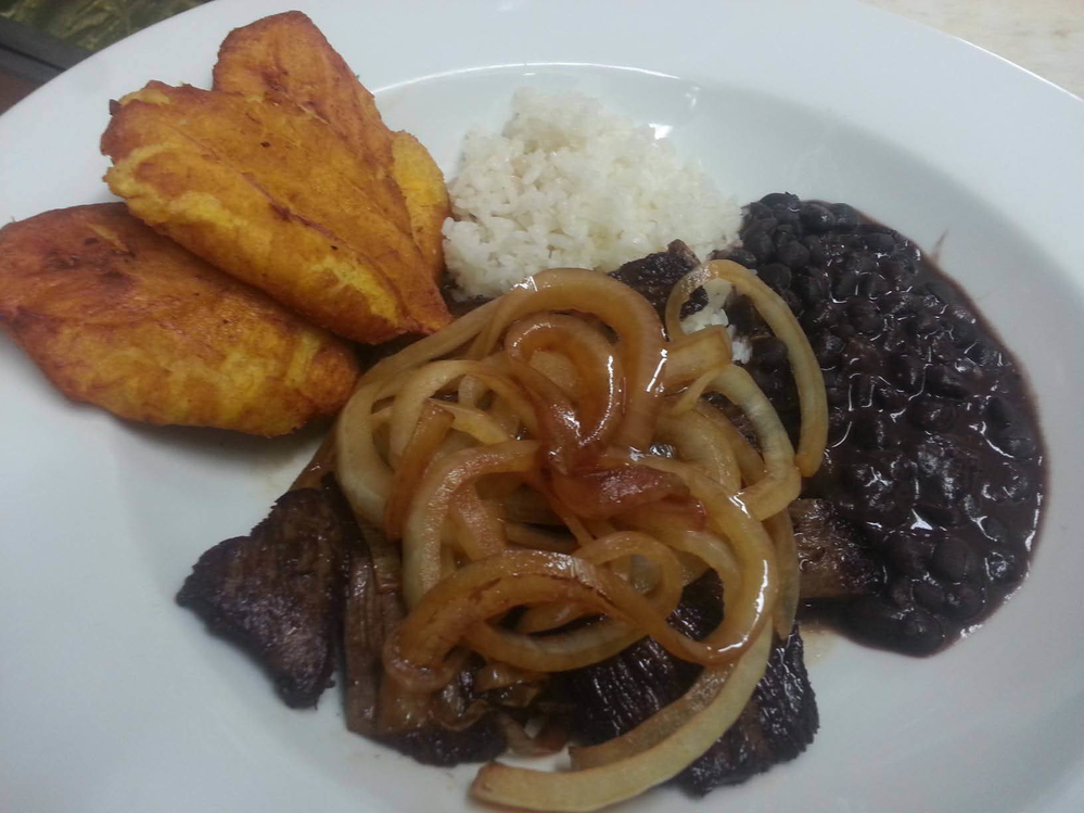 Authentic Latin American food recipes at El Golfo in Silver Spring Maryland