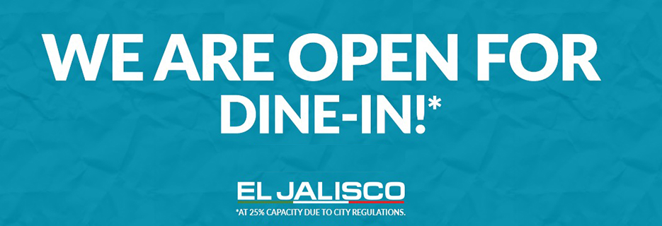 El Jalisco Mexican Restaurant-Tallahassee banner