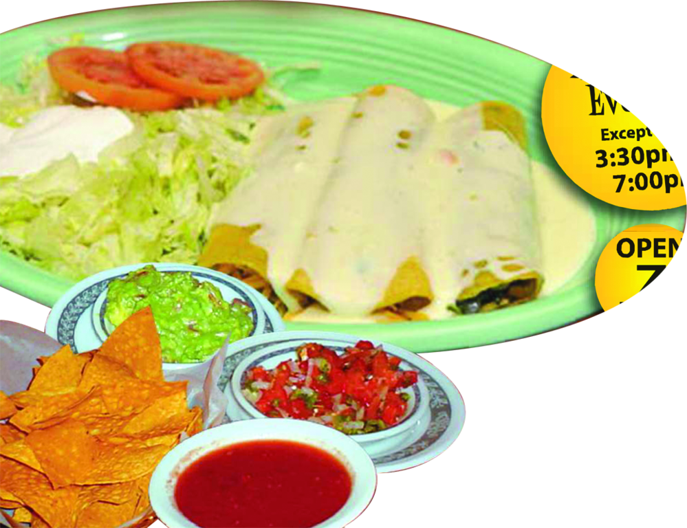Restaurant coupons for Mexican food near Smyrna