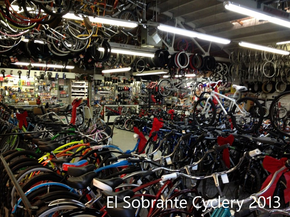Bike shop in El Sobrante with mountain bikes, hybrids, road bikes
