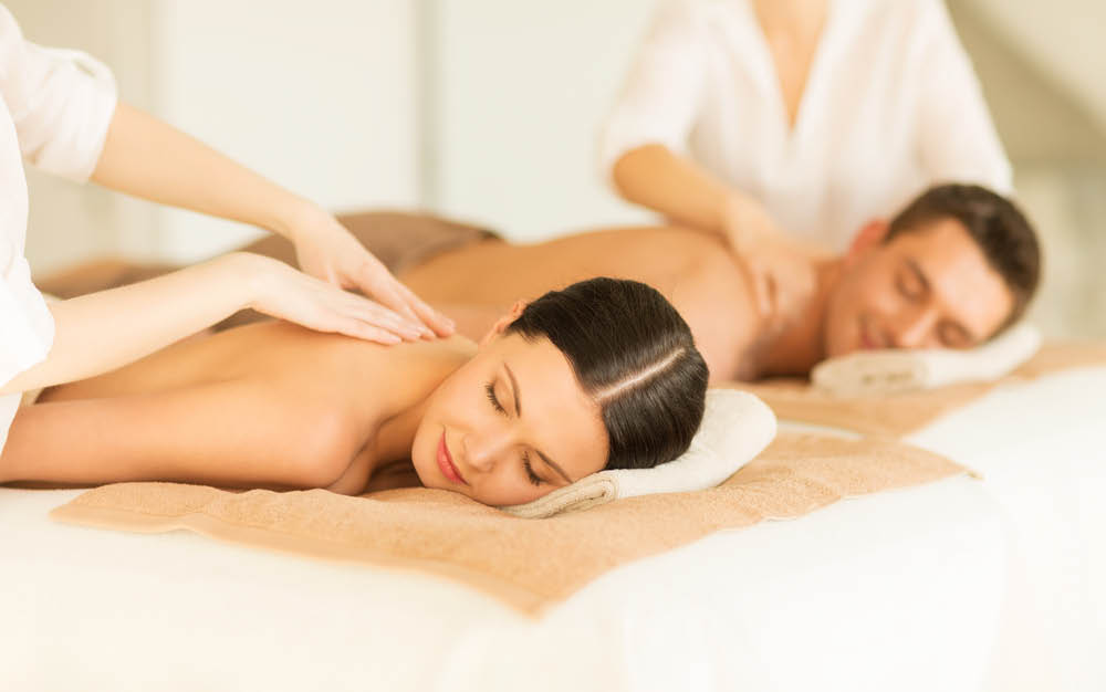 A relaxing Couples Massage in San Ramon, CA