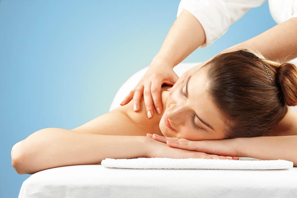 A relieving Deep Tissue Massage near Danville, CA