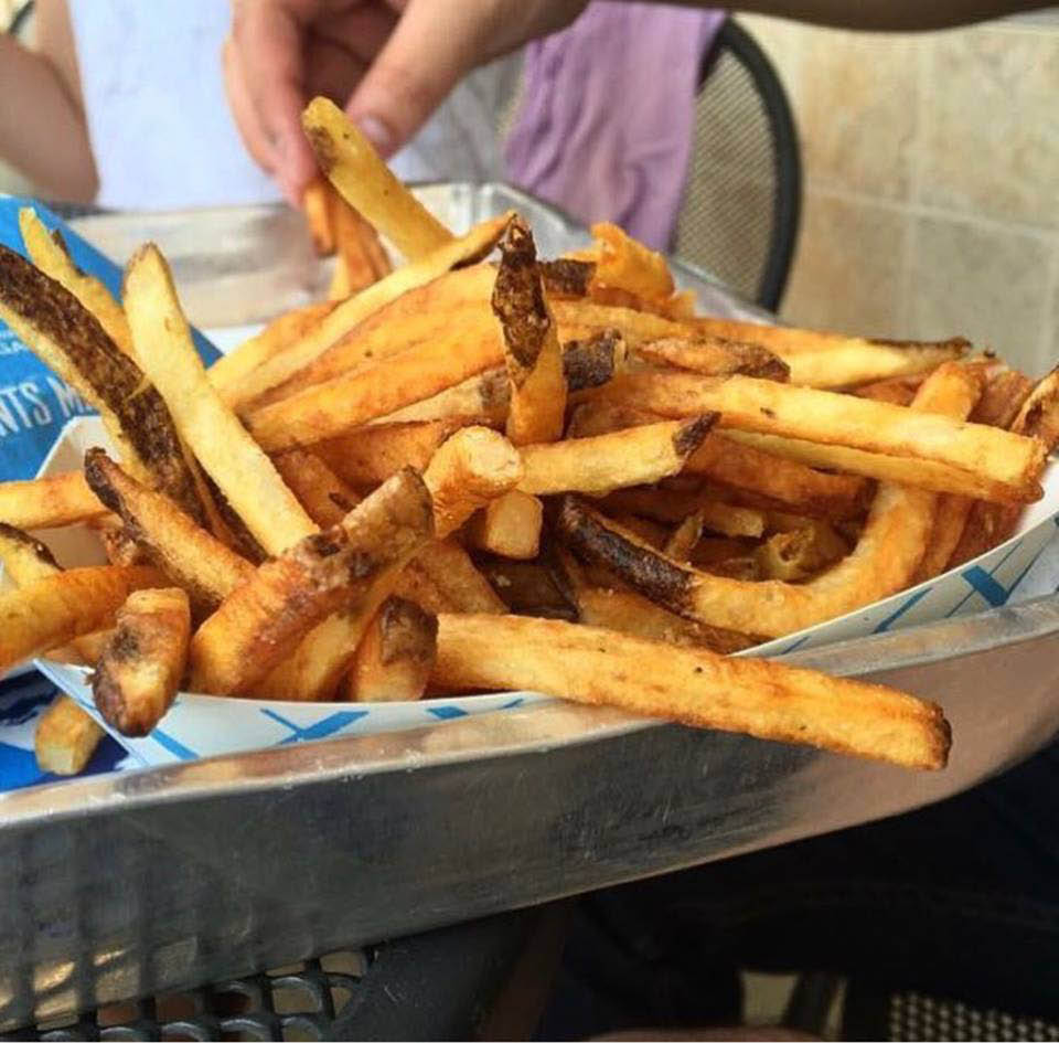 Get French Fries in Reading, PA