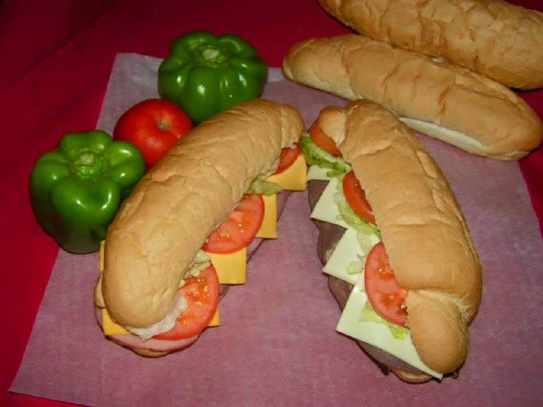 Sandwich shops near Dutchtown, MO