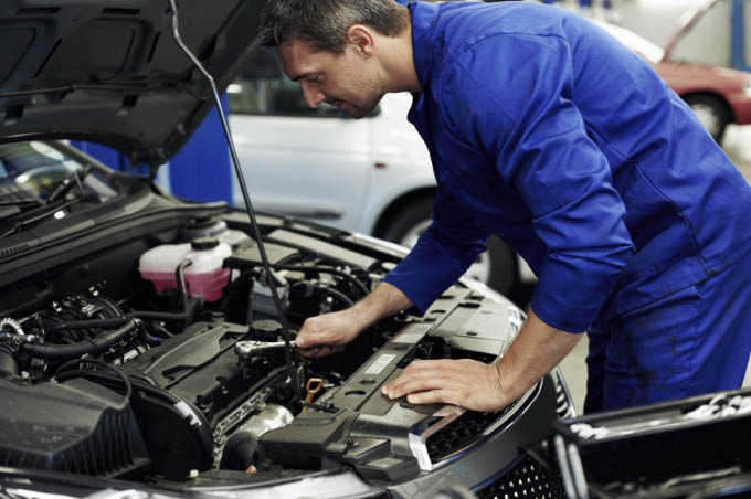 Quality auto parts and auto service is available