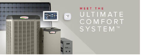 The Ultimate Comfort System from Elliott's Elite in Wharton NJ