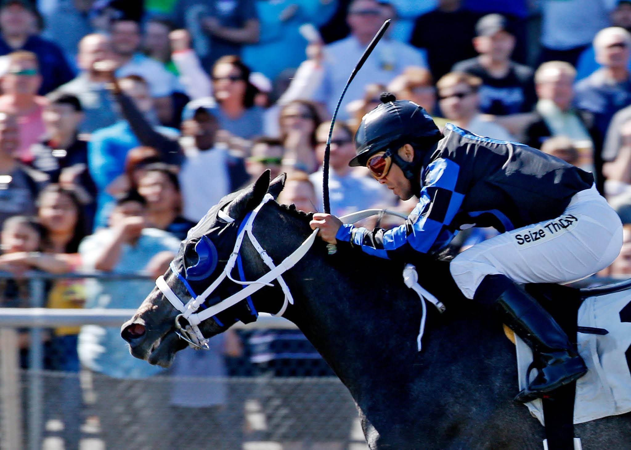 Emerald Downs - racetrack - horse racing - Auburn, WA