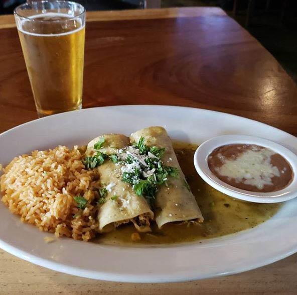El Sarape Mexican Restaurant in Olympia, WA - enchiladas - margaritas - beer - authentic Mexican food in Olympia - Olympia Mexican restaurants near me - Mexican restaurants in Olympia, WA