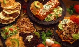 Enchiladas, Quesadilla, Mexican, Tacos, Lettuce, Beef, Spicy, Sour Cream, Guacamole,