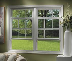 Energy efficient windows, near Sandy Springs
