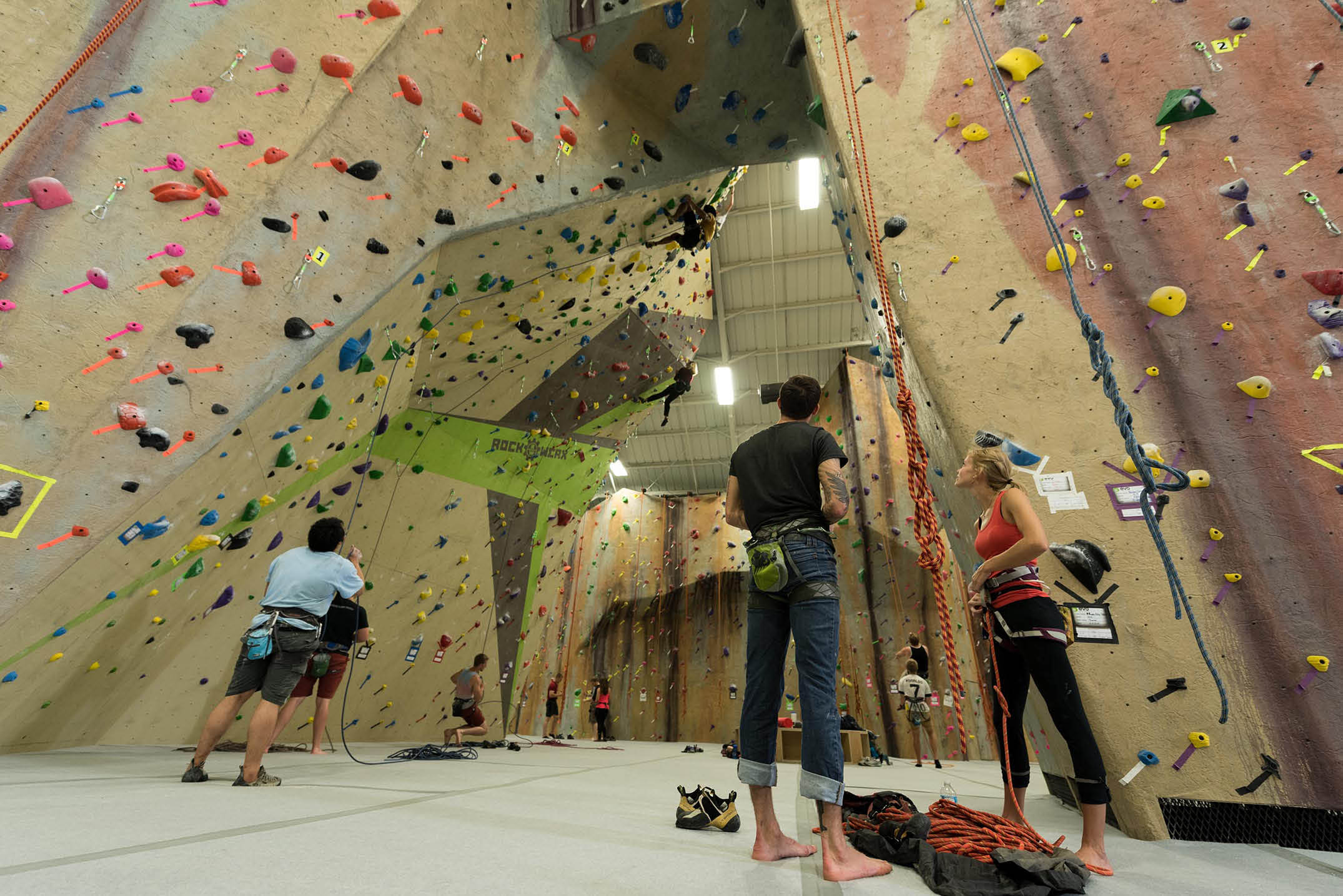 EPIC CLIMBING AND FITNESS, Indianapolis, IN