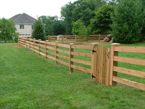 fencing,split rail fence,fence post,esch fencing,south east pa,