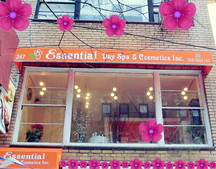 Exterior of Essential Day Spa & Cosmetics - 2nd Floor