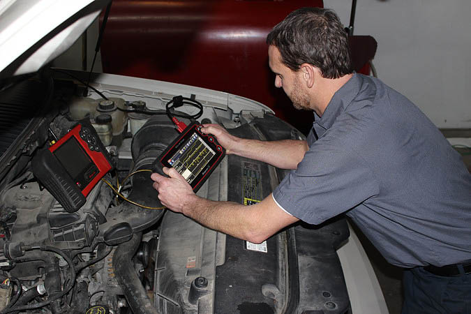Complimentary Engine Diagnostic